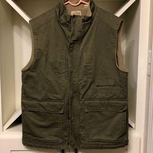 Men's Redhead Fleece lined vest